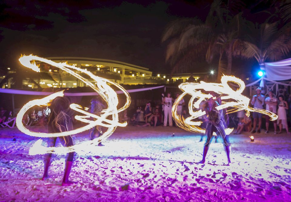 Beach Budget Entertainment Family Nightlife Outdoor Activities Resort Sea ground performance night light musical theatre lit amusement park festival carnival