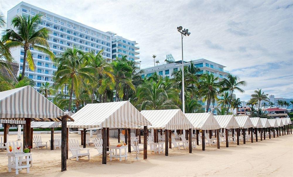 Beach Budget Family Resort Tropical ground leisure walkway boardwalk caribbean Water park