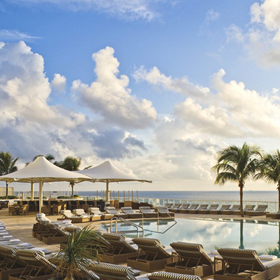Buildings Exterior Lounge Modern Pool sky Resort Beach caribbean Ocean Sea marina arecales condominium dock day