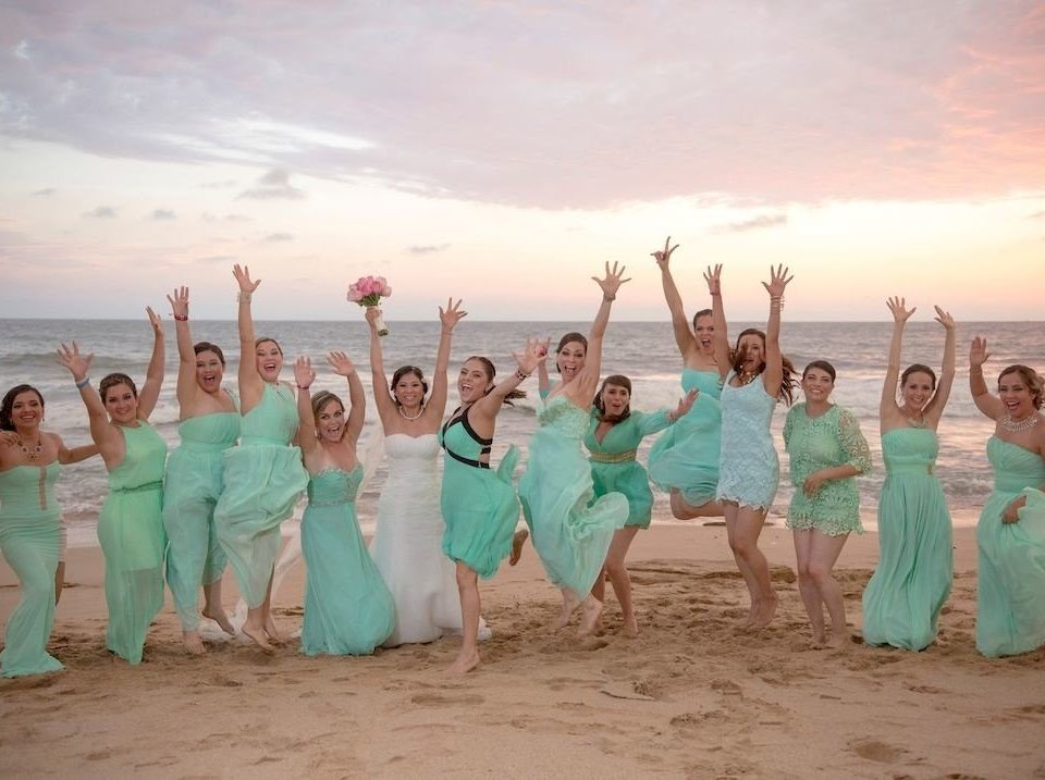 sky ground Beach posing group ceremony sand shore sandy