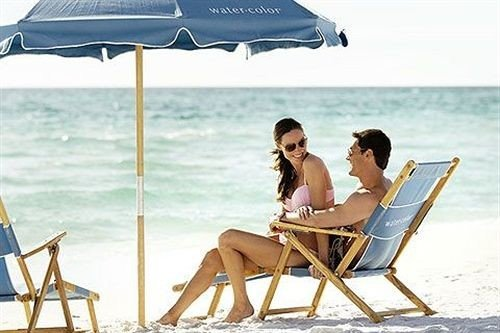 chair umbrella water sitting leisure Beach human positions sun tanning lawn product photo shoot seat shore day sandy