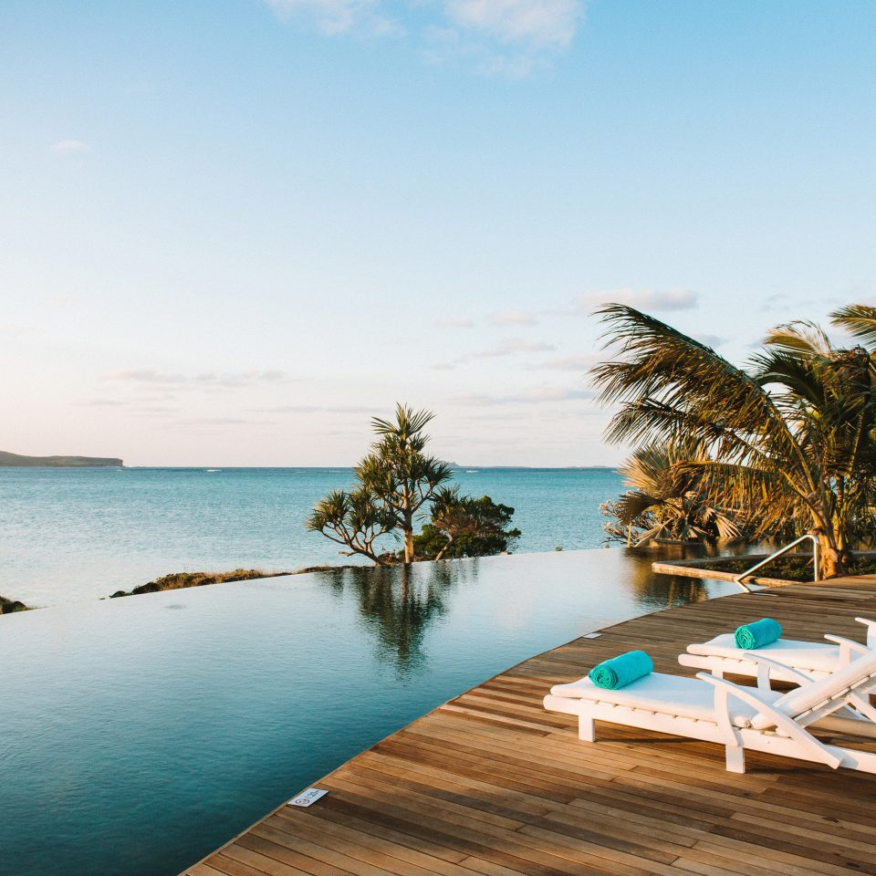 water sky Sea Beach Ocean shore caribbean Coast Resort Deck
