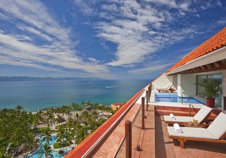 Resort sky property caribbean Sea Coast Beach Villa cape overlooking Deck shore