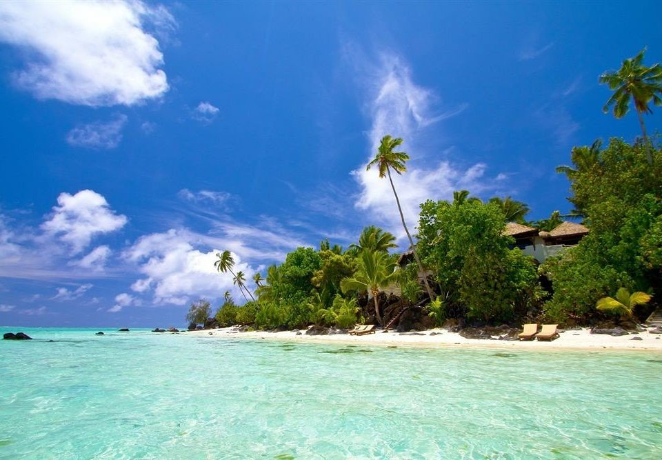 sky water Nature caribbean Sea Beach Ocean tropics Island Coast reef Lagoon islet arecales cape cay shore day