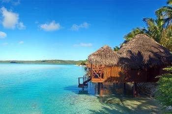 water Nature caribbean Resort Island Beach Coast Lagoon Sea shore