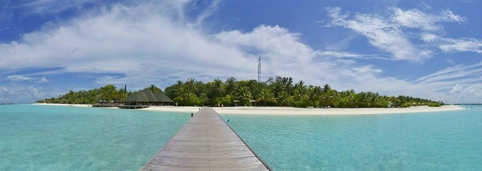 sky water caribbean Sea Nature Ocean shore Beach Coast Island Lagoon islet atoll Resort reef