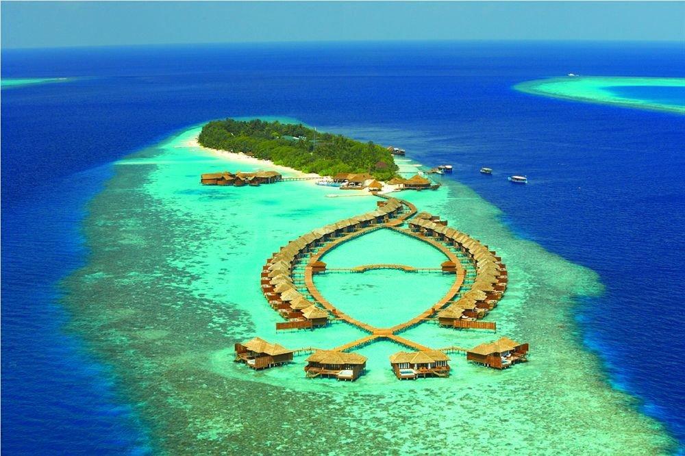 water reef archipelago ecosystem Nature caribbean Sea atoll Ocean islet Island blue Coast artificial island Beach cape Lagoon swimming