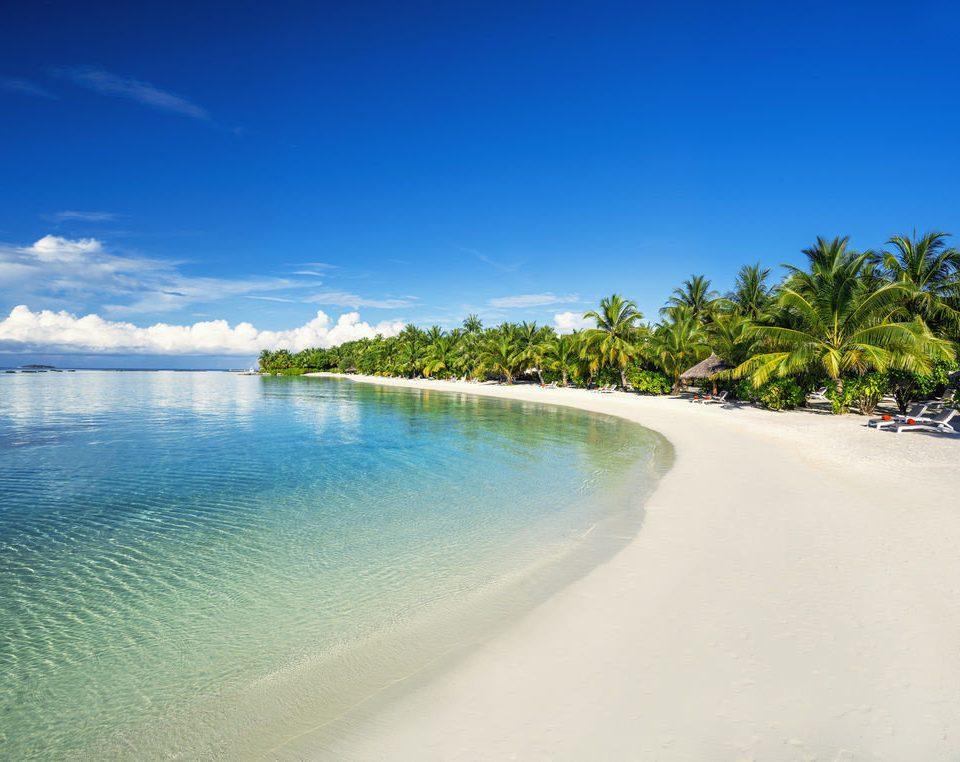 water sky Nature Beach Sea shore Ocean horizon caribbean Coast tropics Lagoon Island Lake sand cape traveling surrounded day swimming