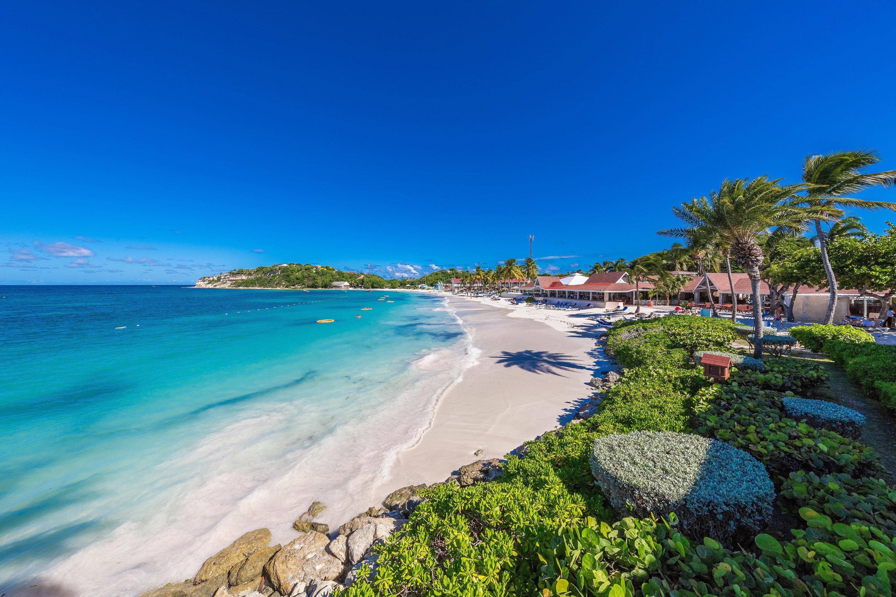 sky water Beach Nature Coast Sea shore Ocean caribbean tropics cape cove reef Island Lagoon Resort islet