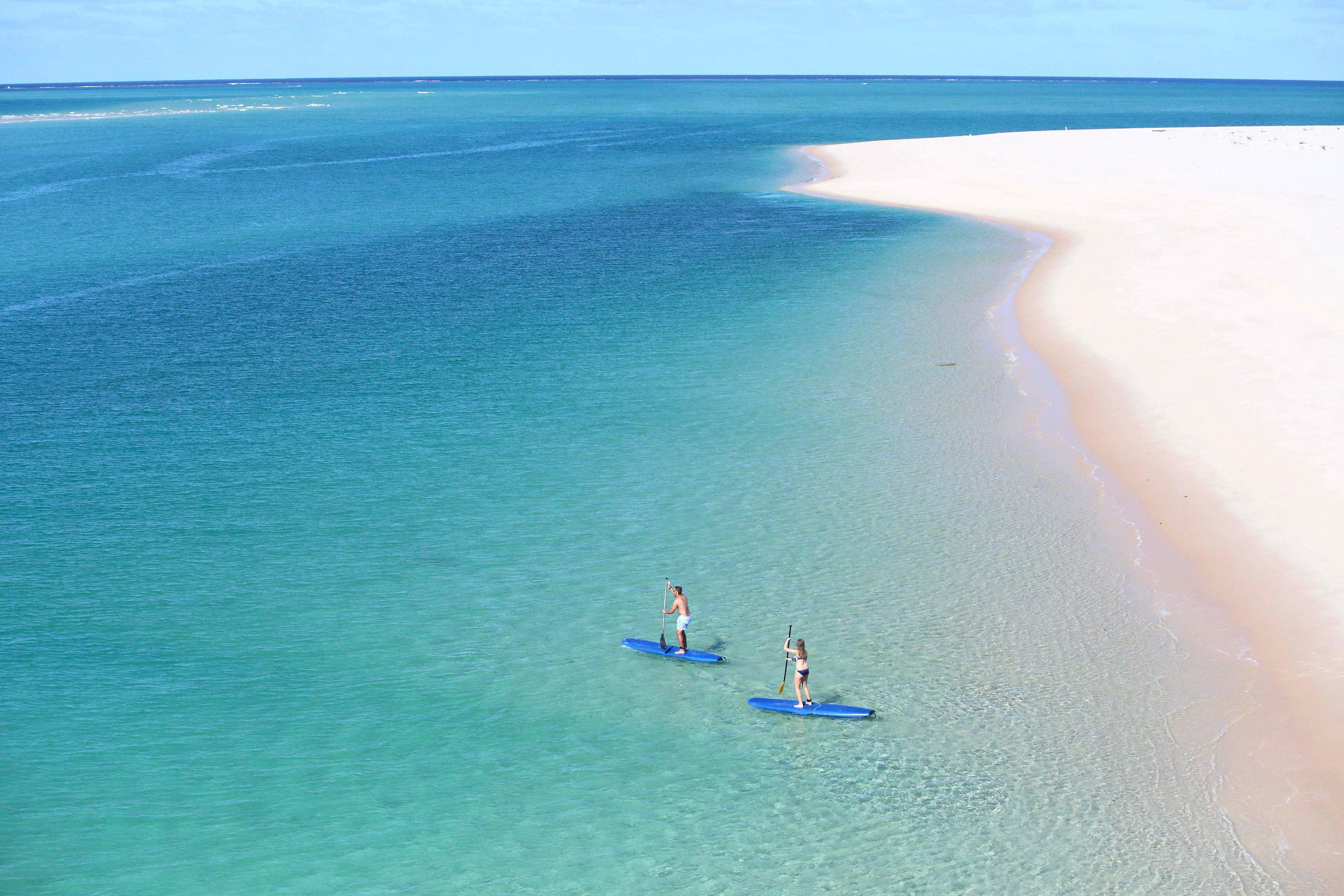 water sky Ocean Beach Sea Nature wind wave wave Coast cape Lagoon Island water sport sand shore caribbean blue swimming clear