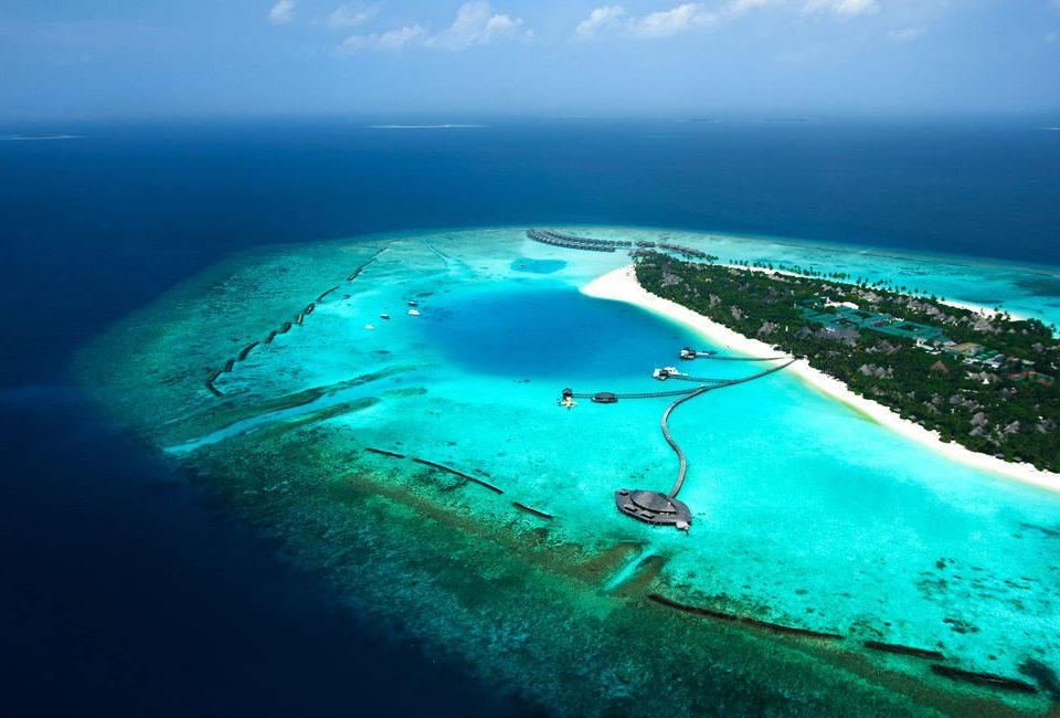water sky Nature Ocean reef Sea archipelago Beach blue islet atoll Island caribbean Coast Lagoon cape shore
