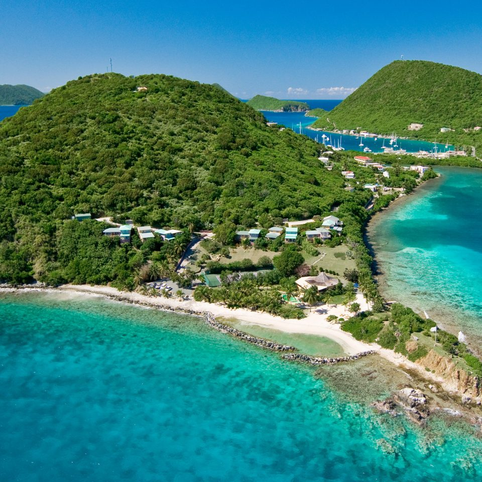 Beach Luxury Nature Outdoors Resort Scenic views water sky Coast Ocean archipelago Sea caribbean promontory islet reef Island cove Lagoon cape aerial photography terrain cliff peninsula shore blue surrounded