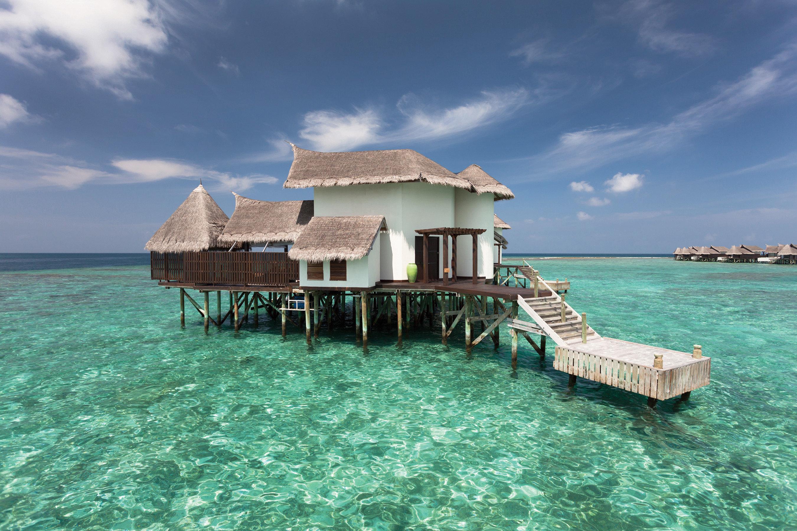 sky water Sea Ocean caribbean Coast Beach shore Resort Island Lagoon cape swimming pool cove