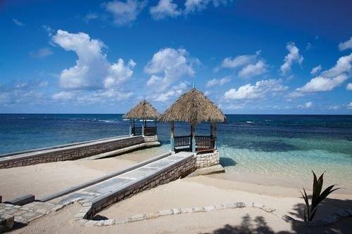 sky water Beach shore Nature caribbean Sea Coast Ocean Resort cape Lagoon Island sandy day