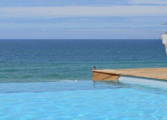 water Sea Ocean shore watercraft horizon Coast Beach cape caribbean sailing vessel Lagoon Island swimming pool blue