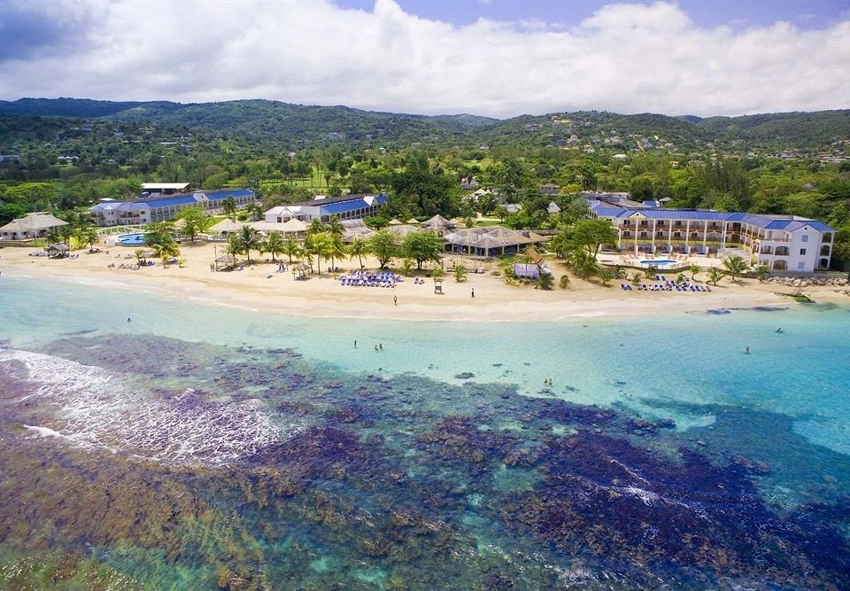 sky Nature reef mountain Beach Sea Coast shore Ocean Lagoon cove Island cape aerial photography caribbean