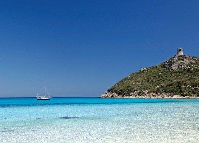 water sky blue Sea caribbean Nature Beach Ocean horizon Coast islet shore Island archipelago Lagoon cape cove cay