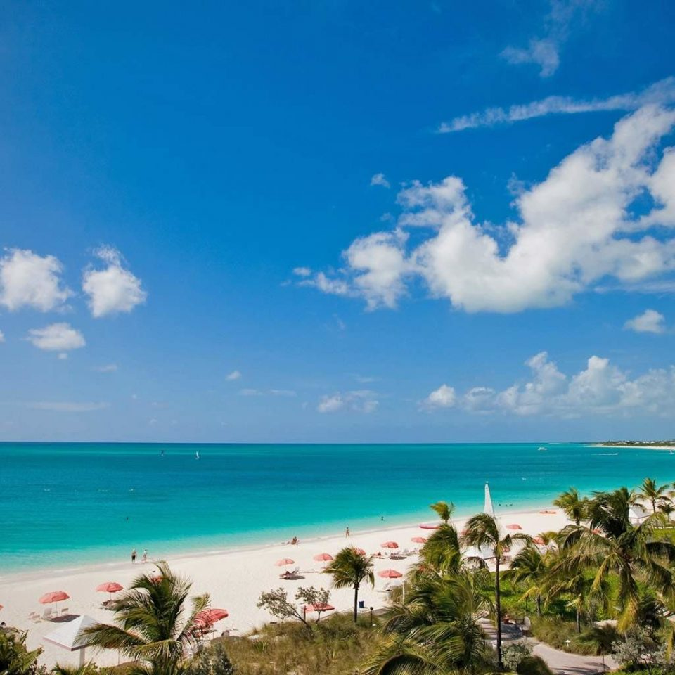 sky water Nature Beach Sea Ocean shore caribbean Coast horizon cloud cape Island Lagoon tropics cove clouds sandy day