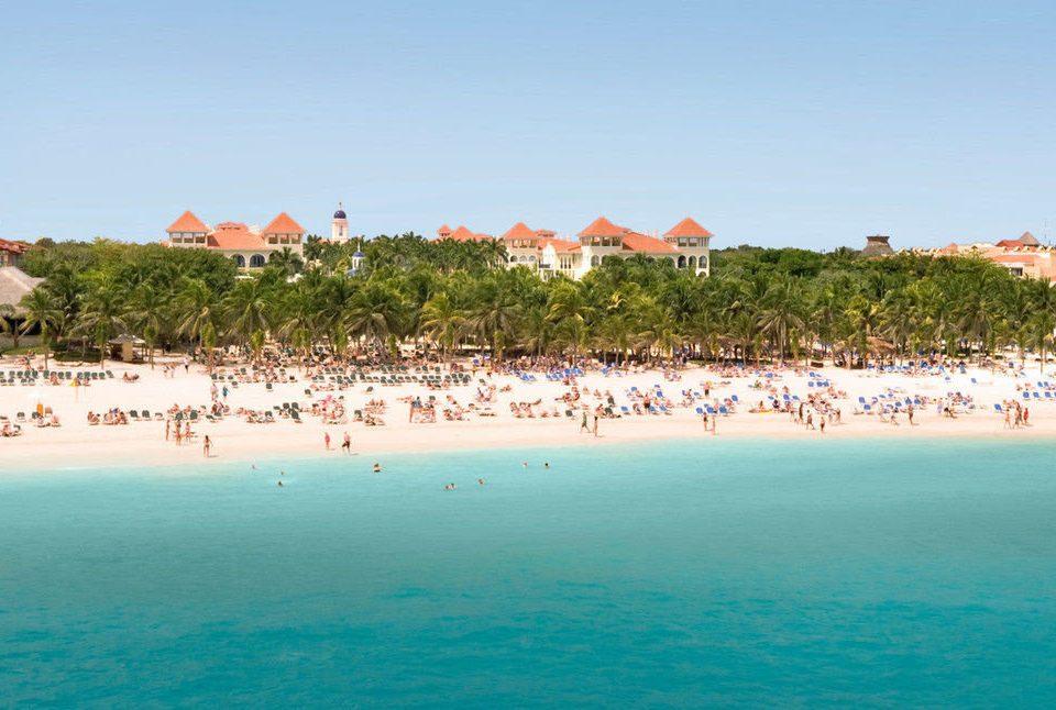sky water Nature Beach shore Sea Coast horizon caribbean Ocean Lagoon cape Island cove islet sandy