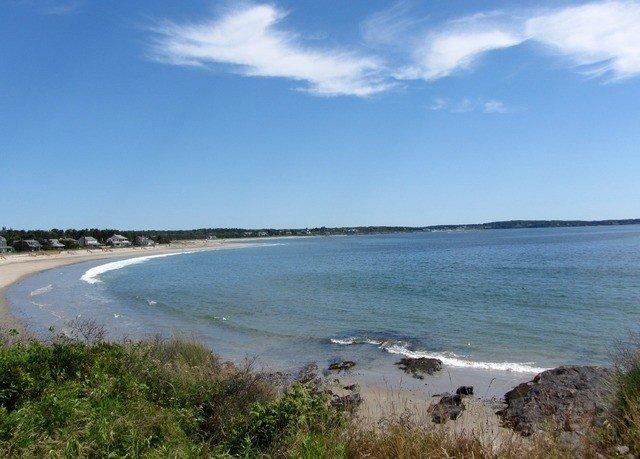 sky water Nature shore Coast Ocean Beach Sea horizon cove wind wave inlet cape Lagoon overlooking Island sandy