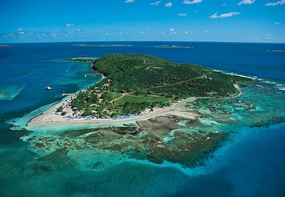 water Nature sky archipelago reef Coast Sea Ocean islet horizon caribbean aerial photography Island atoll cape Lagoon Beach cove terrain shore promontory sandy