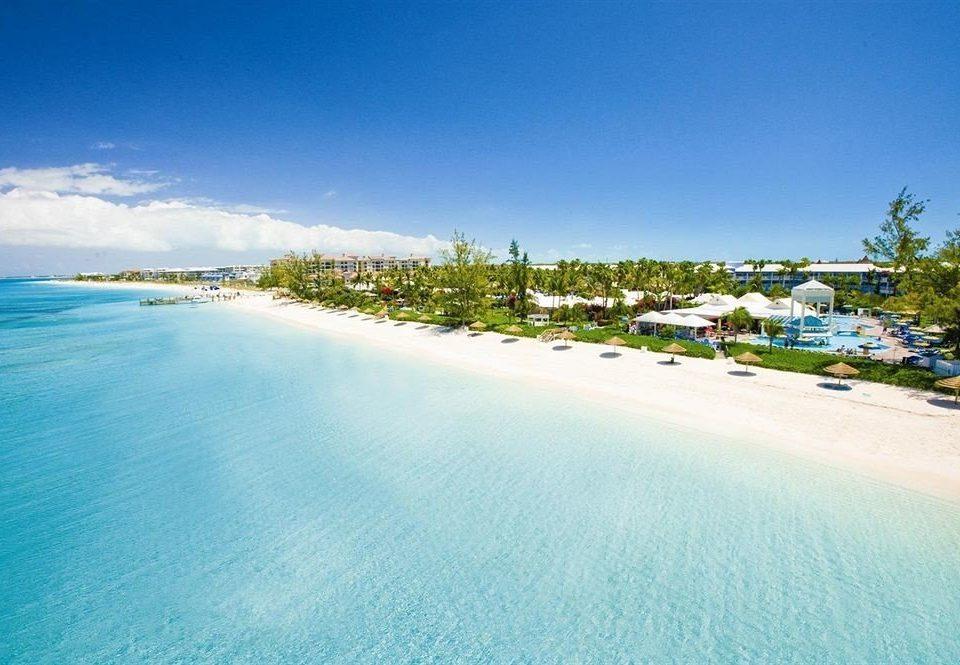 sky water Nature Beach Sea shore Coast horizon Ocean caribbean Lagoon Resort Island cape reef