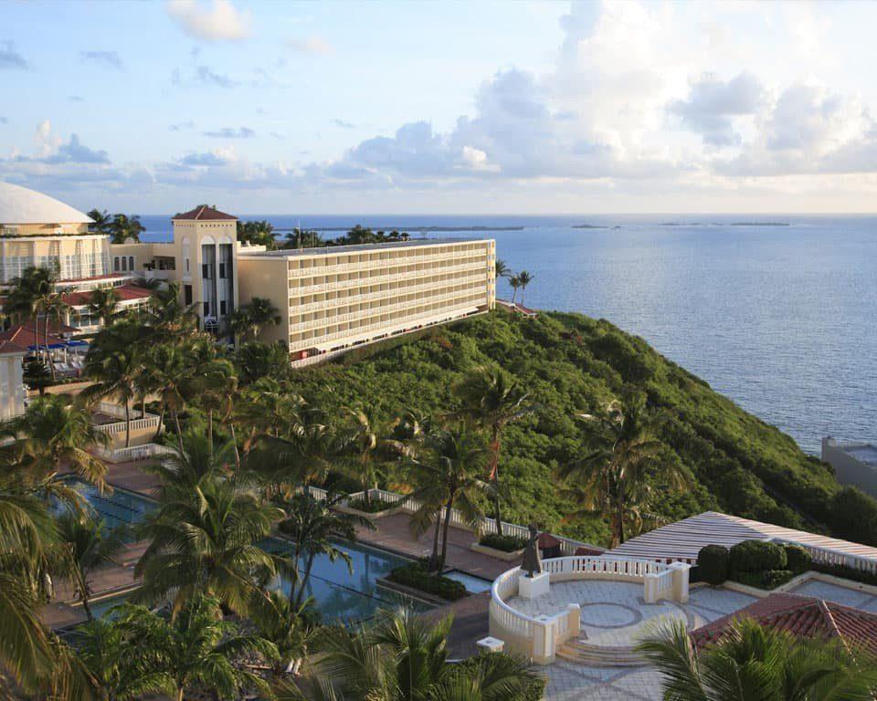 sky water property Nature Resort Coast Sea marina Ocean Beach dock condominium overlooking caribbean Lake shore Island