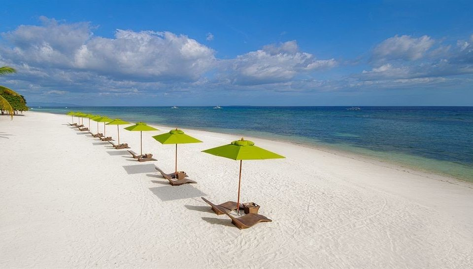 sky water Beach Nature umbrella shore Sea Ocean Coast horizon sand sandy caribbean cape Island day