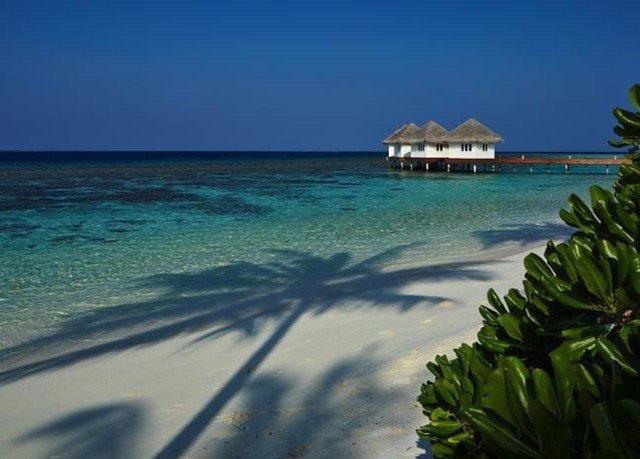 water sky Beach Sea Ocean shore caribbean horizon Coast Nature tropics Island cape day
