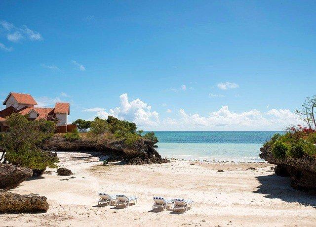 sky water Beach Nature shore Coast Sea Ocean cove caribbean cape Resort Island terrain sandy day