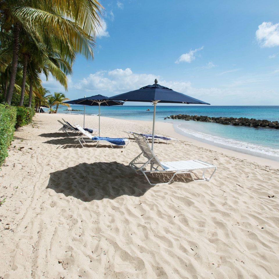 sky water Beach shore Nature Sea Ocean Coast sand caribbean cape Island sandy day