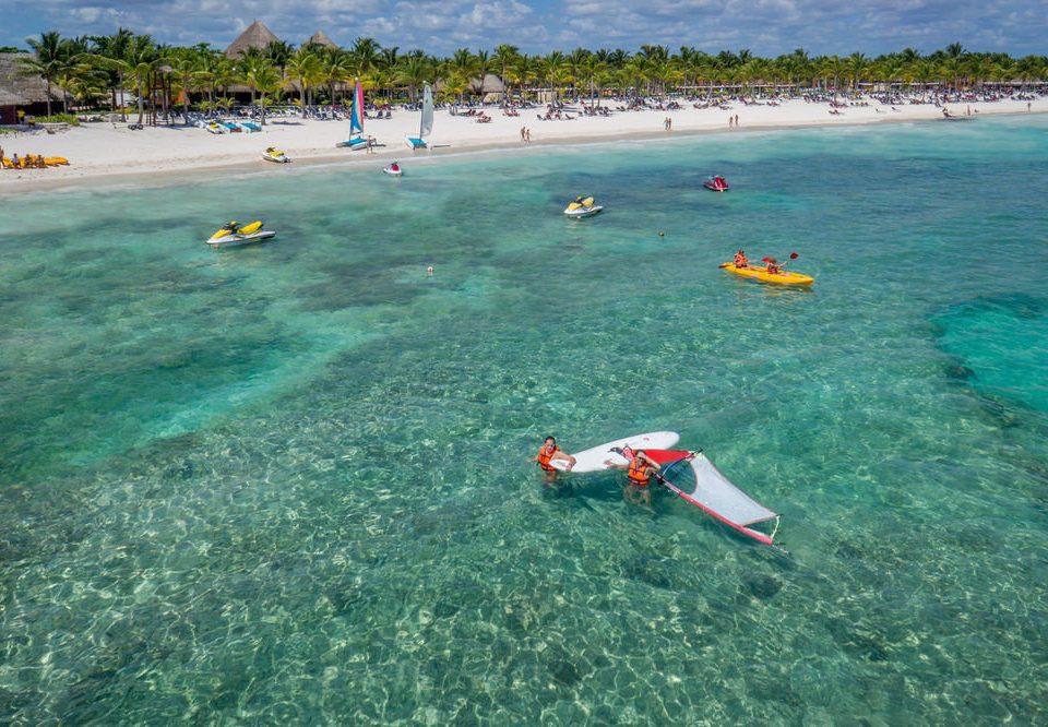 water sky Sea Beach Coast shore Ocean Nature caribbean group cape Island tropics snorkeling swimming