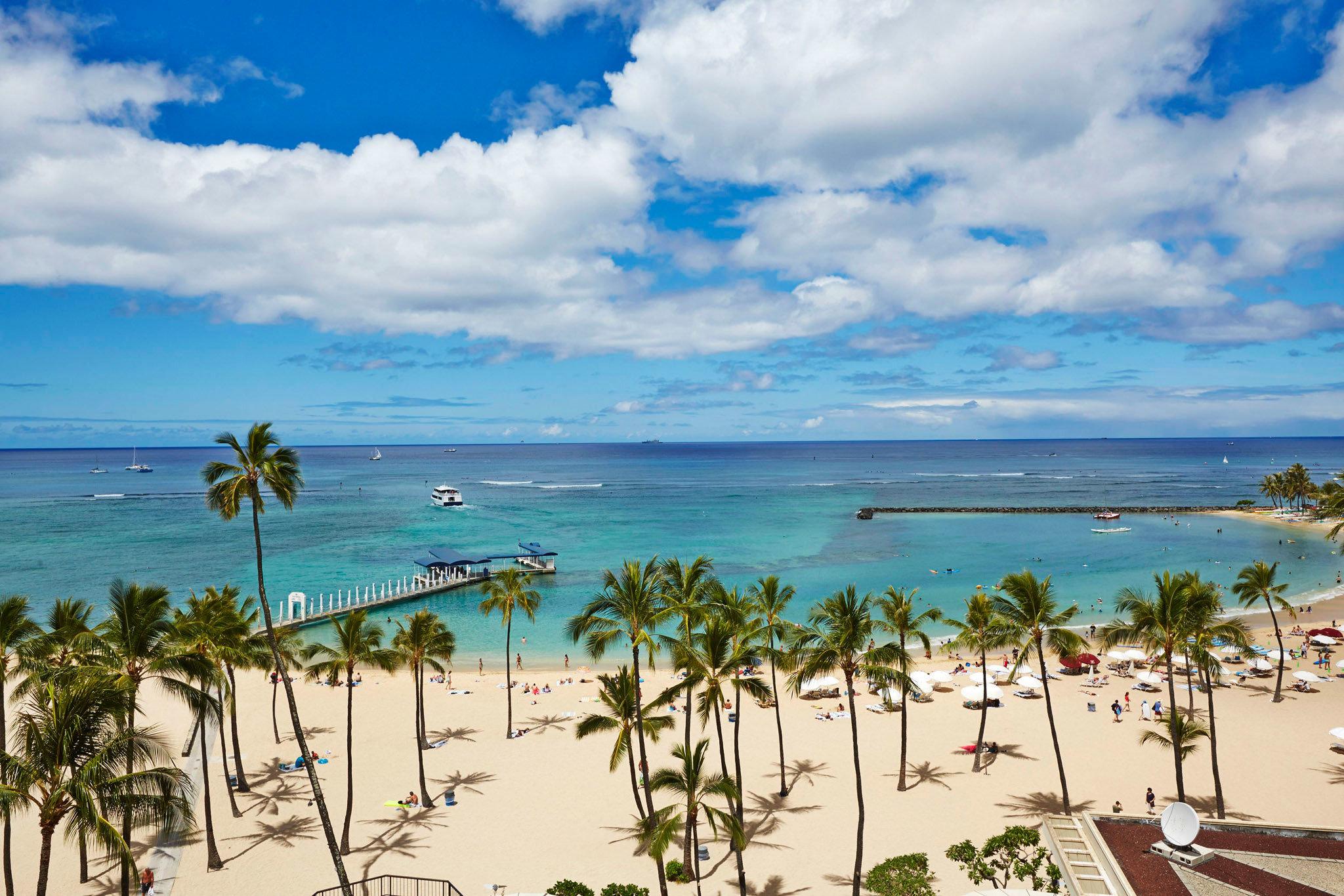 Hilton Hawaiian Village Waikiki Beach Resort Honolulu Hi