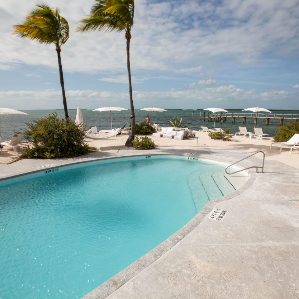 sky swimming pool property Beach Sea Nature Ocean caribbean Resort Lagoon Villa Coast Pool shore day