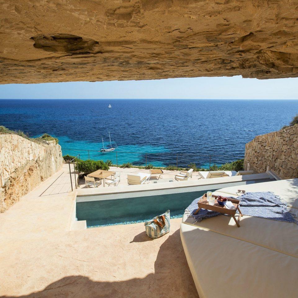 water Nature Sea Coast rock Beach Ocean swimming pool cape wadi sand formation Lagoon terrain shore cove