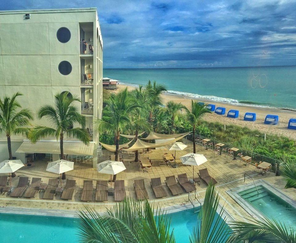 water leisure swimming pool caribbean Resort Ocean Sea Beach green arecales Coast Lagoon condominium tropics Water park shore