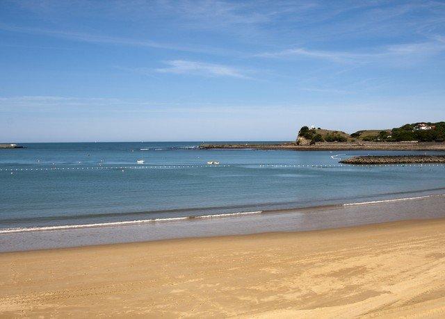 sky water Beach shore Sea Nature Coast horizon Ocean sand wave wind wave cape sandy day