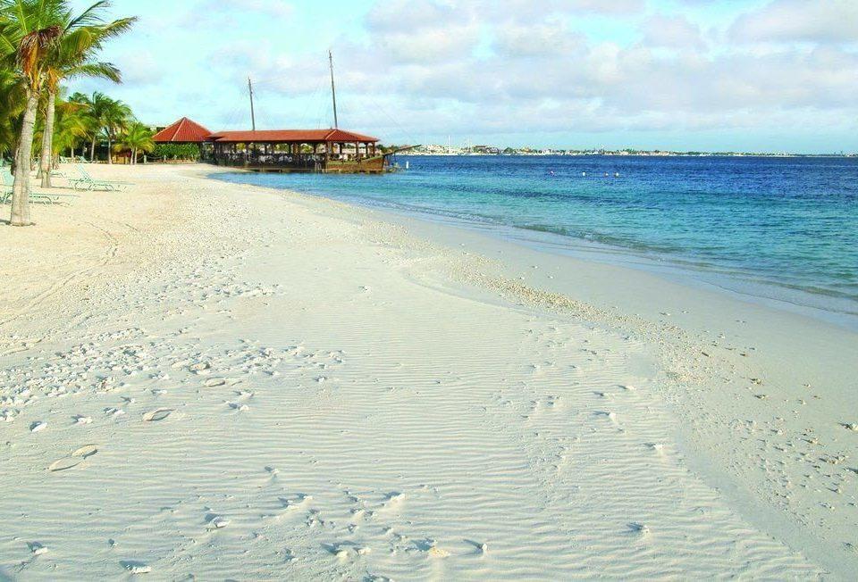 sky water Beach shore Sea Ocean Nature sand Coast horizon wind wave wave caribbean cape sandy