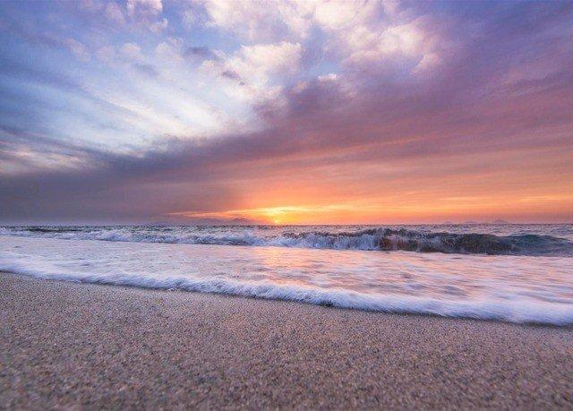 sky Beach shore horizon Sea Nature Ocean Coast sunrise cloud wind wave dawn morning Sunset wave afterglow sunlight sand dusk evening clouds sandy