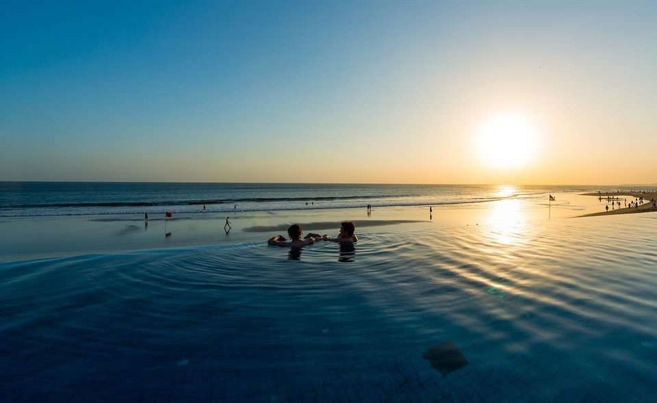 water sky horizon Sea shore Beach Ocean sunrise Nature morning wave wind wave sunlight Coast dawn dusk Sunset evening sand