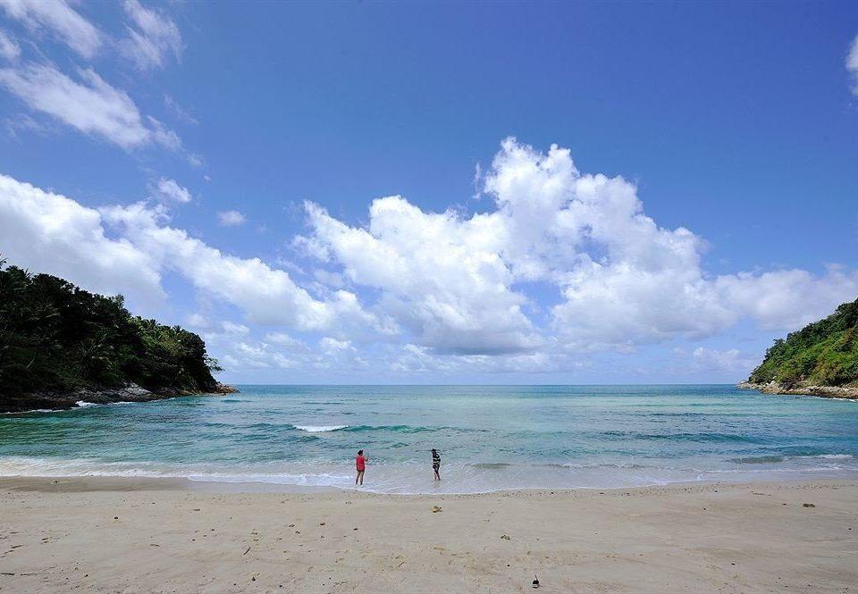 sky water Beach Nature shore Sea Coast Ocean horizon cloud wind wave cape wave caribbean sand day sunny sandy