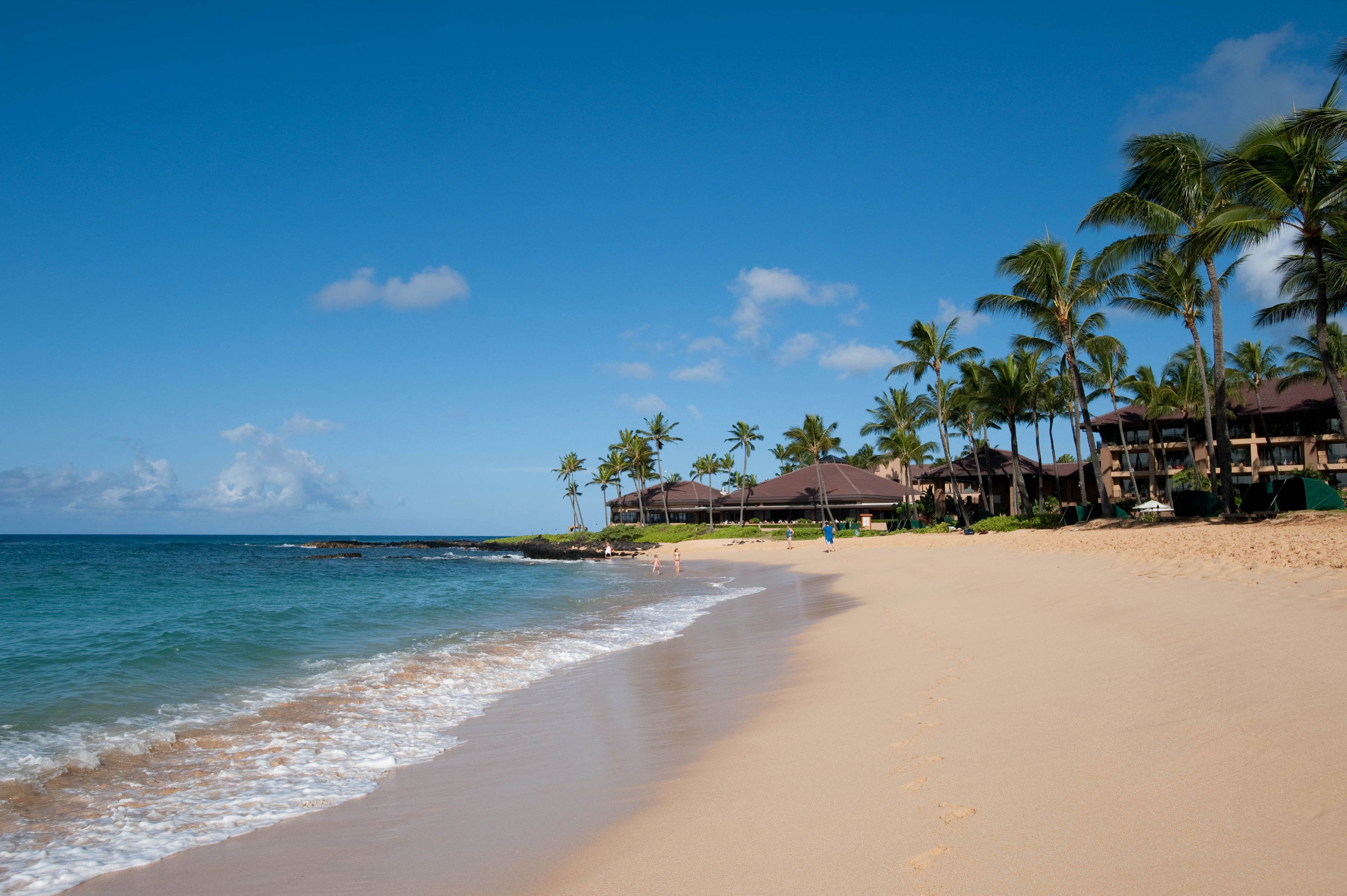 sky Beach water shore Sea Nature Ocean Coast horizon caribbean tropics sand cape walkway sandy