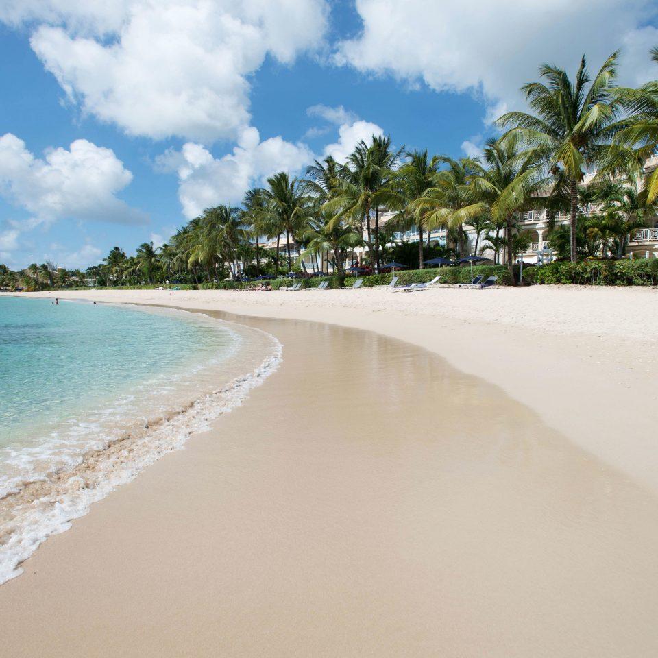 sky water Beach Nature shore Sea Coast Ocean sand caribbean wave tropics sandy