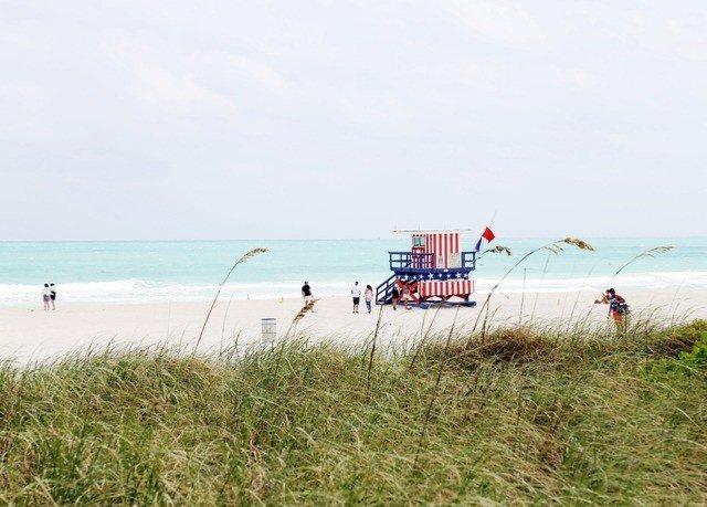 grass sky habitat Beach shore Coast Nature Sea horizon Ocean sand wind day highland