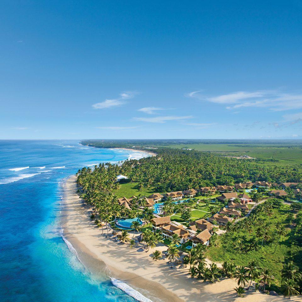 sky water Nature Coast Sea Beach horizon Ocean shore cape landscape caribbean aerial photography terrain cliff reef