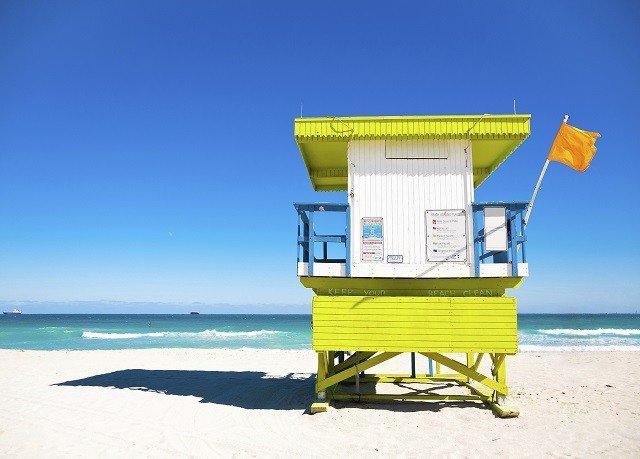 sky water yellow Beach Ocean shore Coast Nature Sea