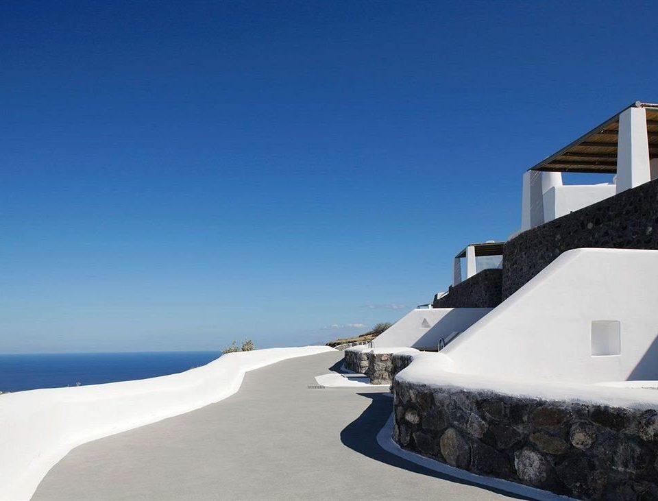 sky blue Sea Ocean Coast Resort Beach Nature snow vehicle
