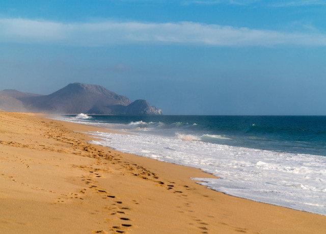 sky Beach Nature water Sea shore Coast Ocean horizon wind wave wave sand cape terrain sandy