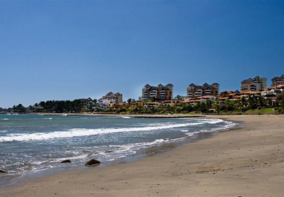 sky Beach water shore Coast Sea Nature Ocean horizon walkway sand wave cape sandy day