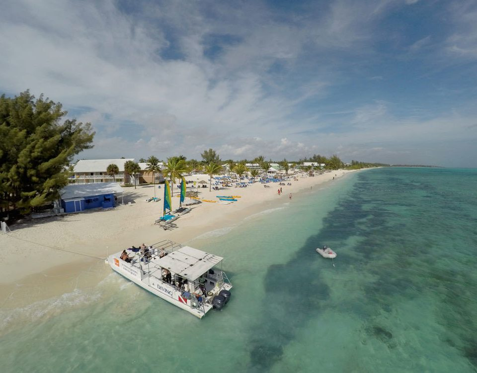 sky Nature Sea Beach Coast shore Ocean vehicle wind wave cape wave caribbean day sandy